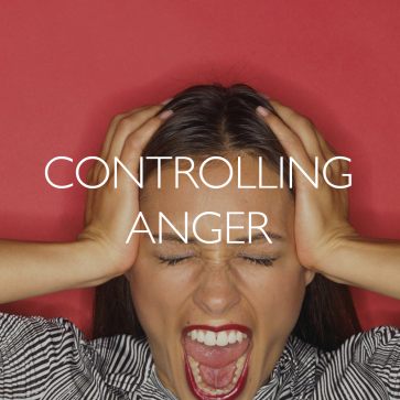 Tips to help you manage your anger