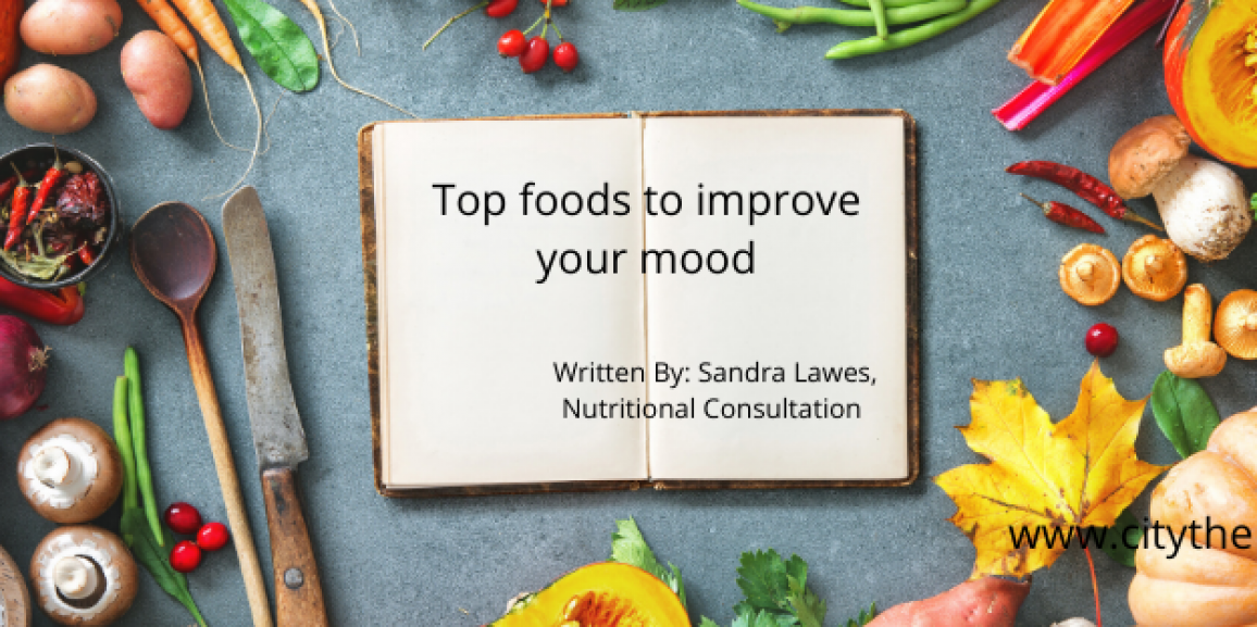 Top foods to improve your mood